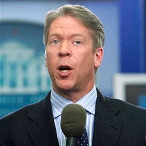 CBS News White House Correspondent Major Garrett (aka Public Enemy #1)