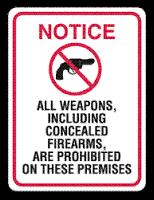 A prayer to gun control