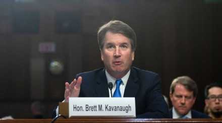 The Sliming Of Kavanaugh Continues