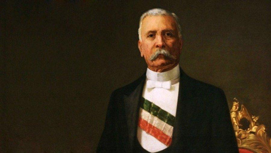 El cumpleaños de Porfirio Díaz