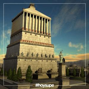 El-Mausoleo-de-Halicarnaso