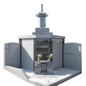 高西寺(多摩市) 永代供養墓