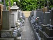 圓通寺(円通寺) 港区赤坂【墓地】