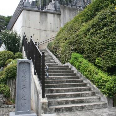 樹木墓地「そせい」【入口】