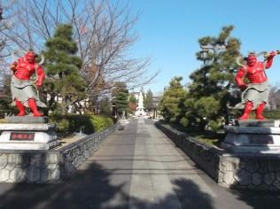 瑞応寺【山門】