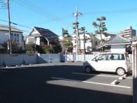 中道寺【駐車場】