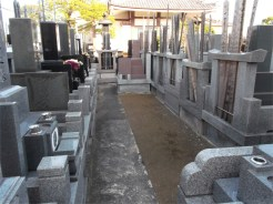 大行寺【墓地】