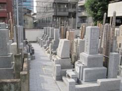 龍閑寺【墓地】
