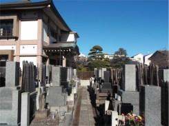 秀明寺【墓地】