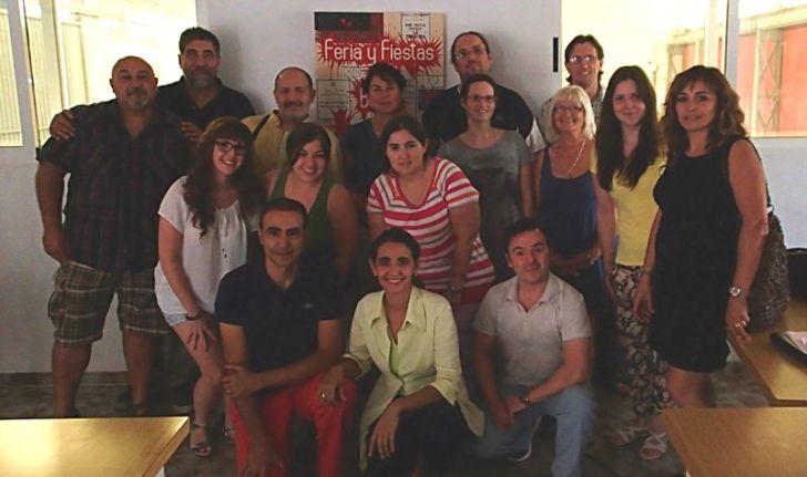 foto grupal taller de creatividad e innovación de producto