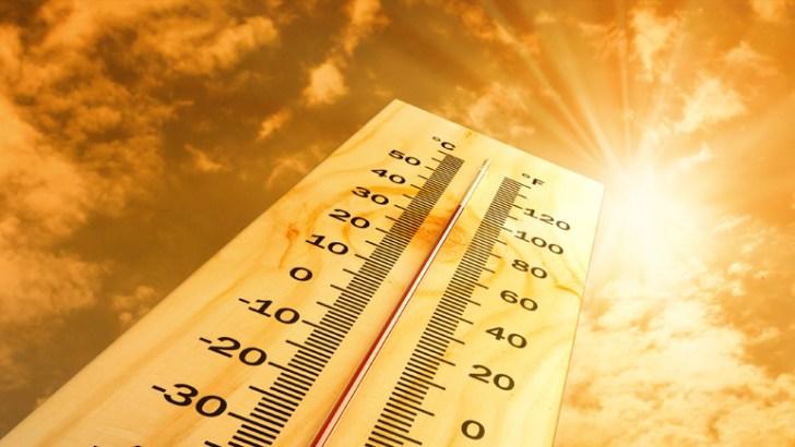 Alerta por temperaturas máximas de hasta 39ºC en la Hoya de Buñol