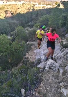 correores entrene sprint-trail 12