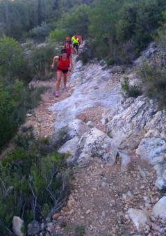 correores entrene sprint-trail 15
