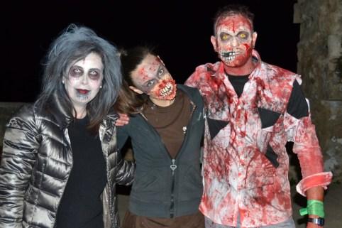 zombie premios