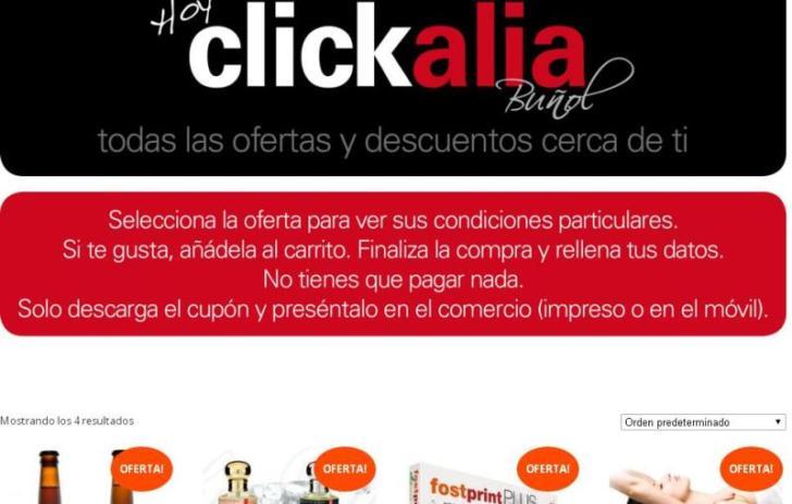 Clickalia