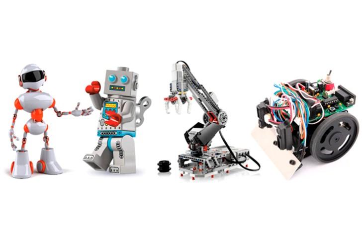 biblioteca robotica