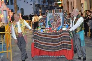 Fallas Ofrenda Pueblo 2016-27