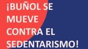 Buñol lanza el Programa Municipal contra el Sedentarismo