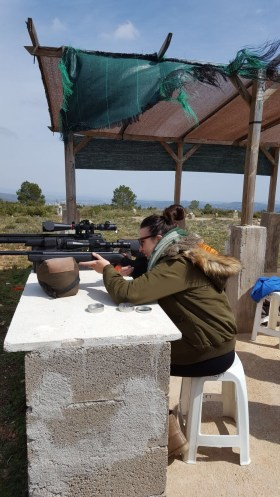 II field target 2017-23