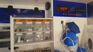 Temperatura interior vehículo