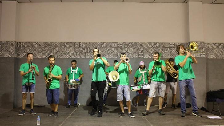 Las imágenes del concurso de charangas «Tomaterangas»
