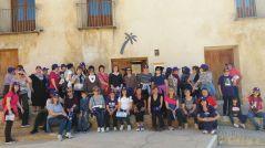 caminata calles nombres de mujer semana del 8 de marzo