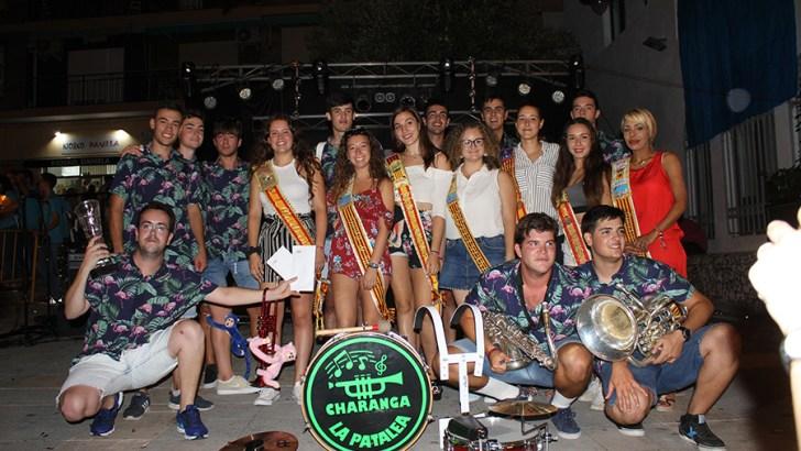Las imágenes del Concurso de Charangas de Buñol