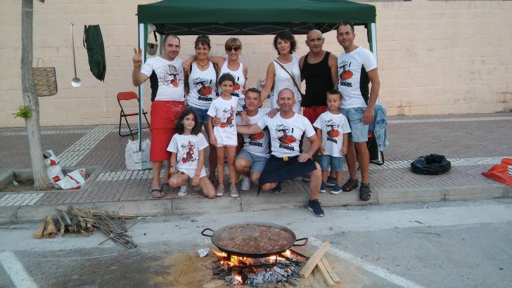 Las imágenes del Concurso de Gazpacho de la Feria y Fiestas de Buñol