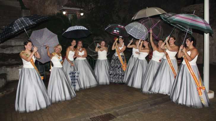 Las imágenes del fin de la Feria y Fiestas de Buñol