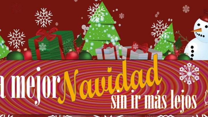 Una pista de hielo, principal novedad de la campaña de Navidad de Buñol Comercial