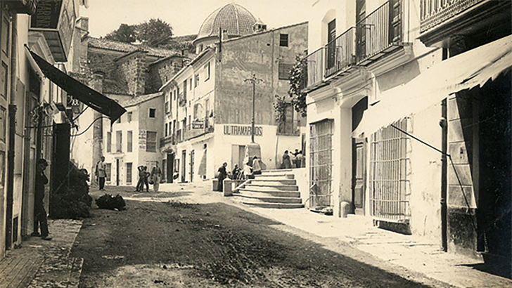 100 años:1918-2018. El ayuntamiento de Buñol.