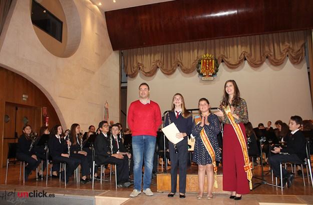 Las imágenes del concierto de la Banda Juvenil y la Orquesta de «La Armónica» de Buñol