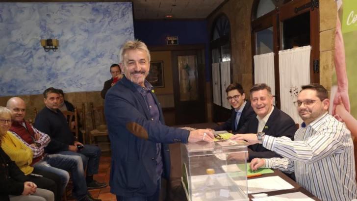 Ángel Merenciano será candidato a la alcaldía de Buñol por la formación Contigo Somos Democracia