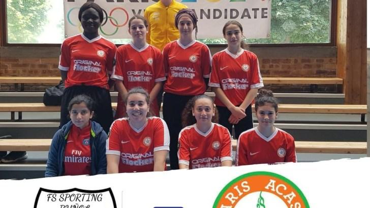 El equipo femenino del CFS Sporting Buñol disputará un amistoso contra un equipo francés