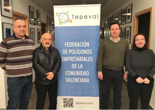FEPEVAL apoya la iniciativa de la asociación de empresarios y de CCOO de promover el suelo industrial