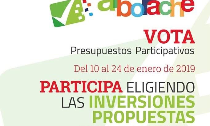 Los vecinos de Alborache votan sus propuestas para los presupuestos de 2019