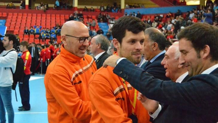La selección cadete que dirige el buñolense Teo Pros acaba segunda en el Campeonato de España de Balonmano