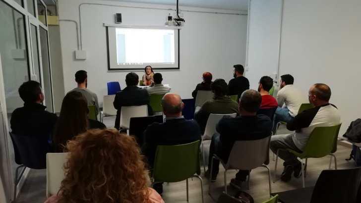 El Consejo de Deportes de Buñol respalda el trabajo de Marta Pérez