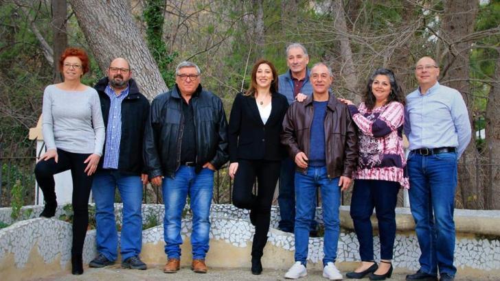 Podemos presenta a su candidatura para las elecciones municipales de mayo en Buñol