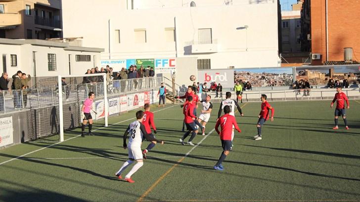 Las imágenes del empate a 0 del CD Buñol ante el Ribarroja