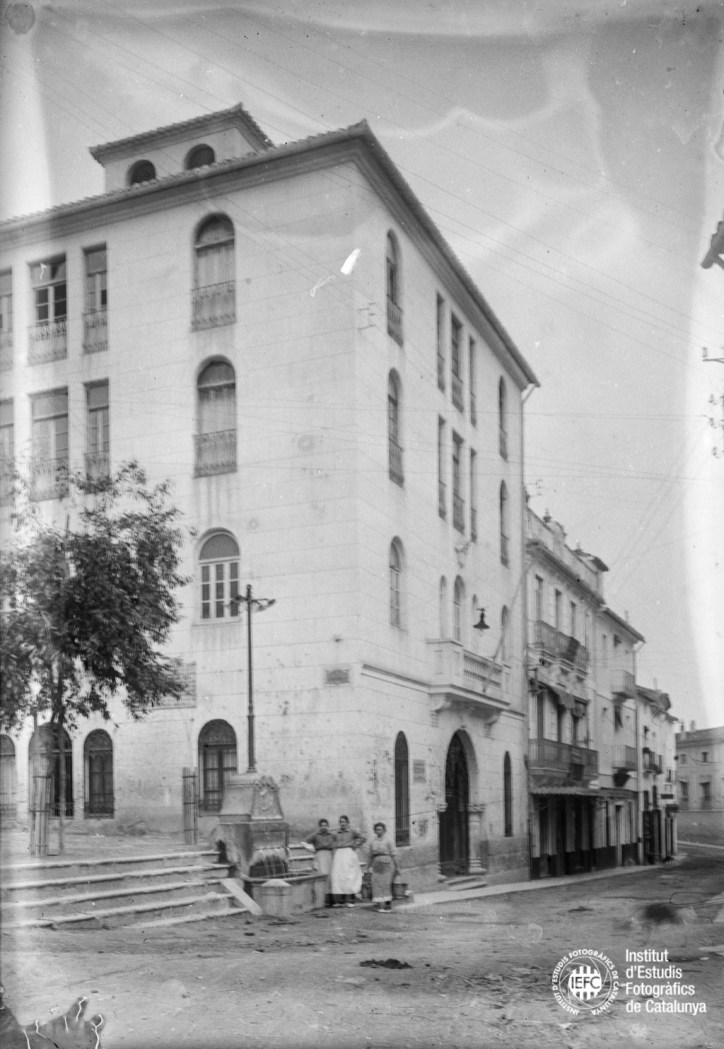 Arxiu Històric Fotogràfic IEFC