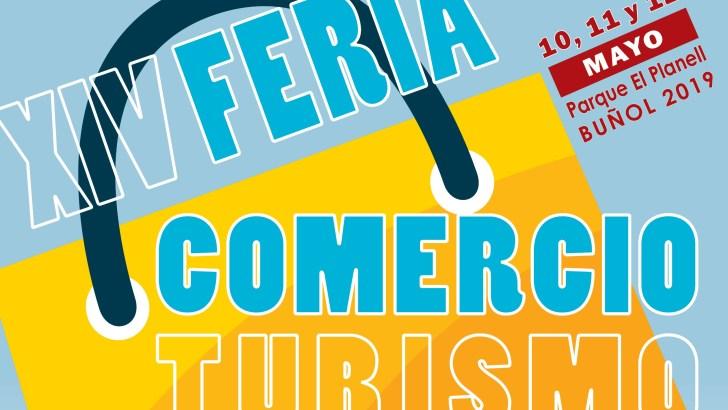El programa de actos de la XIV Feria del Comercio y Turismo de Buñol