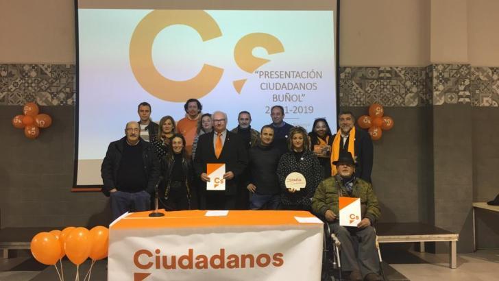 Comunicado de Ciudadanos Buñol