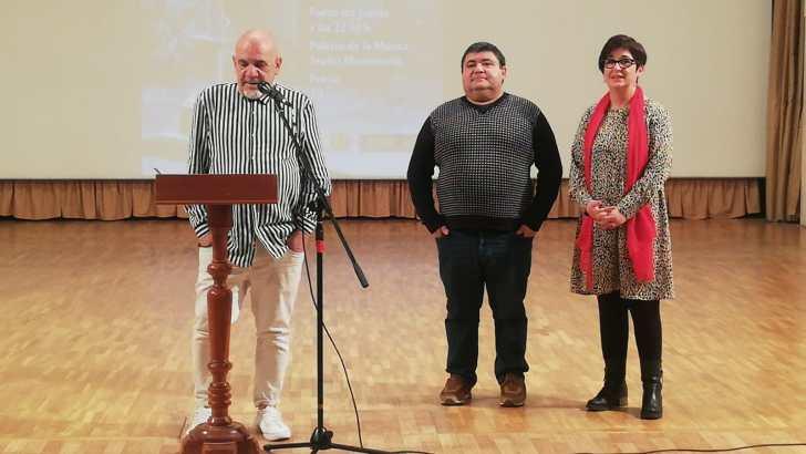 Las imágenes de la inauguración del Festival Vivir de Cine de Buñol
