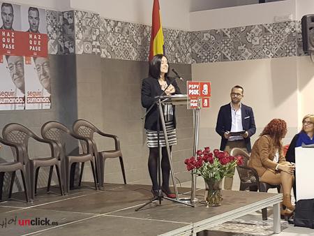 Presentación candidatura PSOE-PSPV Buñol