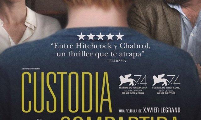 «Custodia compartida» este jueves en el Festival «Vivir de Cine» de Buñol