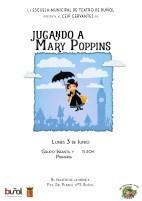 Jugando a Mary Poppins_CEIP Cervantes BunŞol