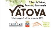La X Feria de Turismo, Artesanía y Gastronomía arranca este viernes en Yátova