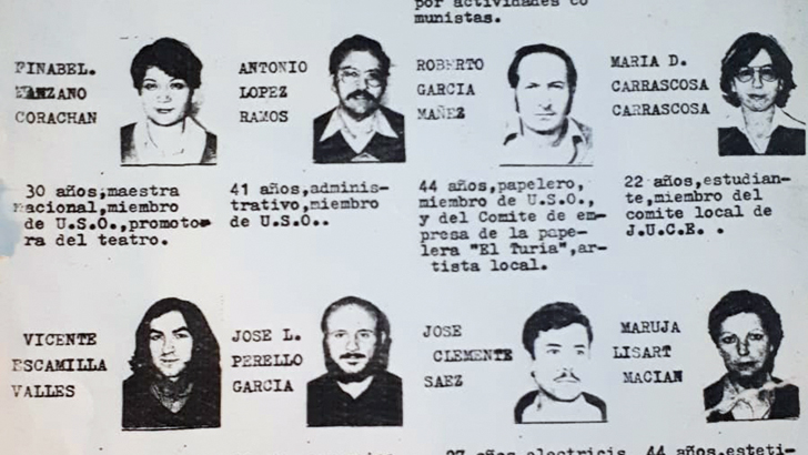 Se cumplen 40 años de las primeras elecciones municipales en Buñol