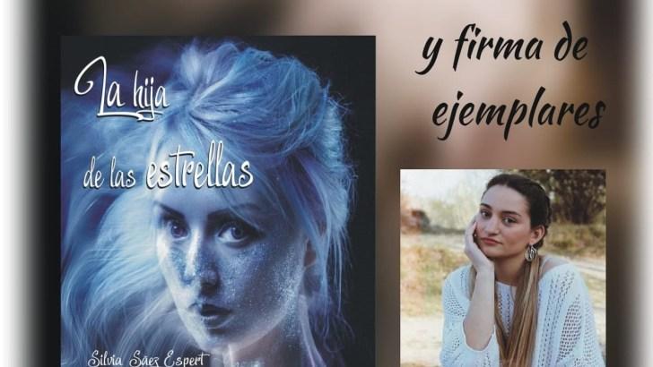 La buñolense Silvia Sáez Espert presenta este sábado en Buñol su primera novela